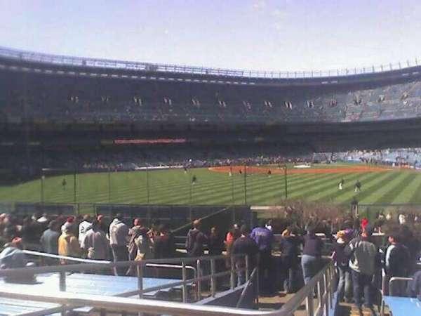 Old Yankee Stadium, secção: 55, fila: 41, lugar: 20