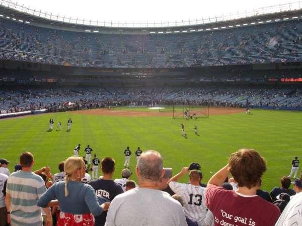 Old Yankee Stadium, secção: 41, fila: KK, lugar: 5