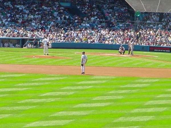 Old Yankee Stadium, secção: 57, fila: F, lugar: 15