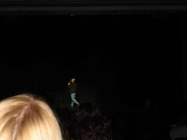 Orpheum Theatre (Boston), secção: 201, fila: 1, lugar: 1