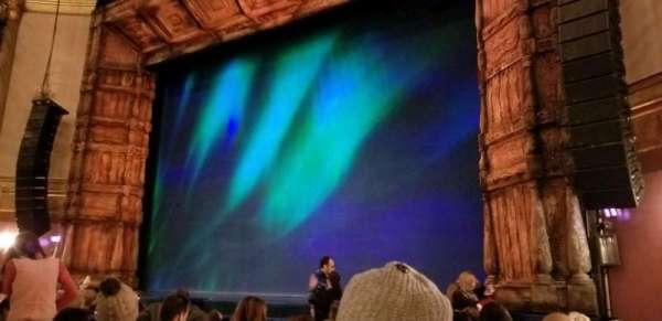 St. James Theatre, secção: ORCHR, fila: K, lugar: 14