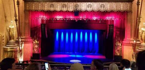 Beacon Theatre, secção: Loge, fila: D, lugar: 108