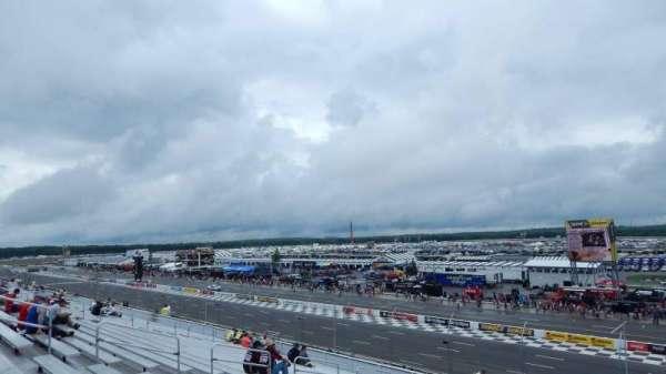 Pocono Raceway, secção: 209, fila: 38, lugar: 12