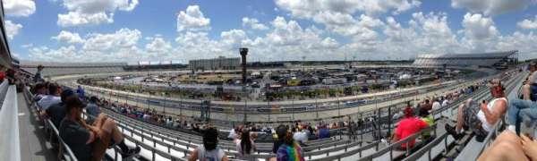 Dover International Speedway, secção: 249, fila: 42, lugar: 17