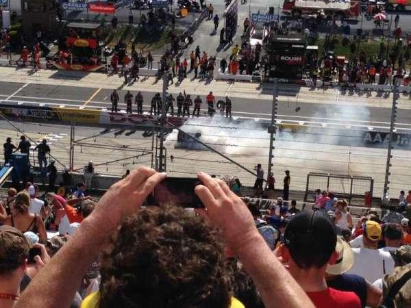 Dover International Speedway, secção: 251, fila: 46, lugar: 6