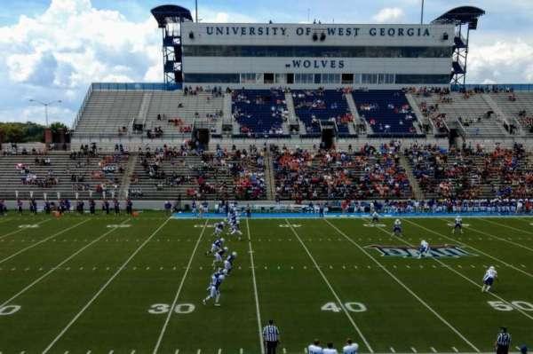 RA-LIN Field at University Stadium, secção: 108, fila: 17, lugar: 6