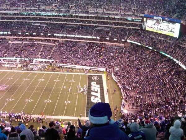 MetLife Stadium, secção: 335, fila: 24, lugar: 24