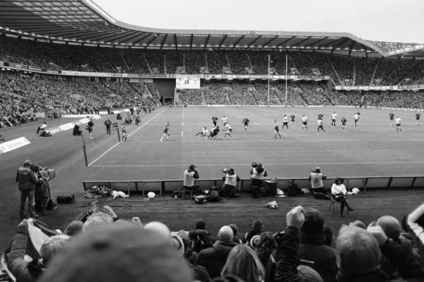 Murrayfield Stadium, secção: S17, fila: M, lugar: 6