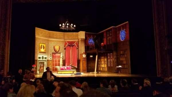 Lyceum Theatre (Broadway), secção: Orchestra C, fila: K, lugar: 106