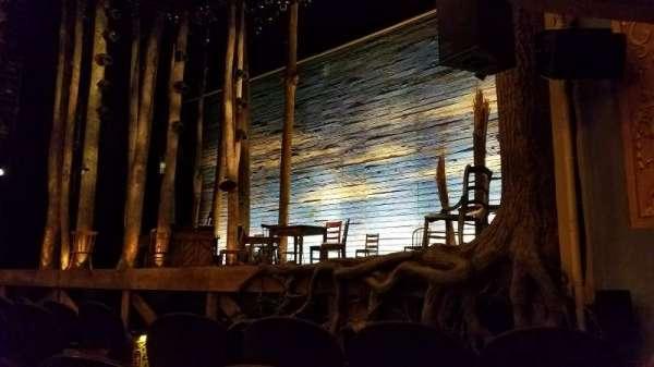 Gerald Schoenfeld Theatre, secção: Orchestra R, fila: D, lugar: 10