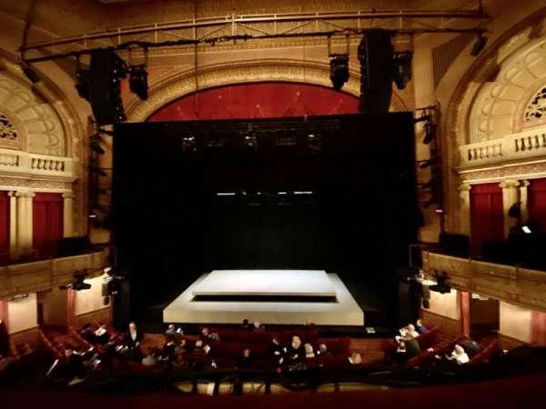 Ethel Barrymore Theatre, secção: Front Mezzanine C, fila: A, lugar: 110