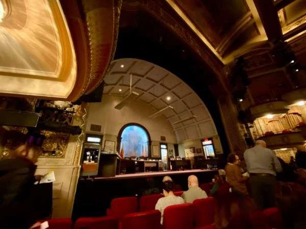 Cort Theatre, secção: Orchestra L, fila: D, lugar: 11