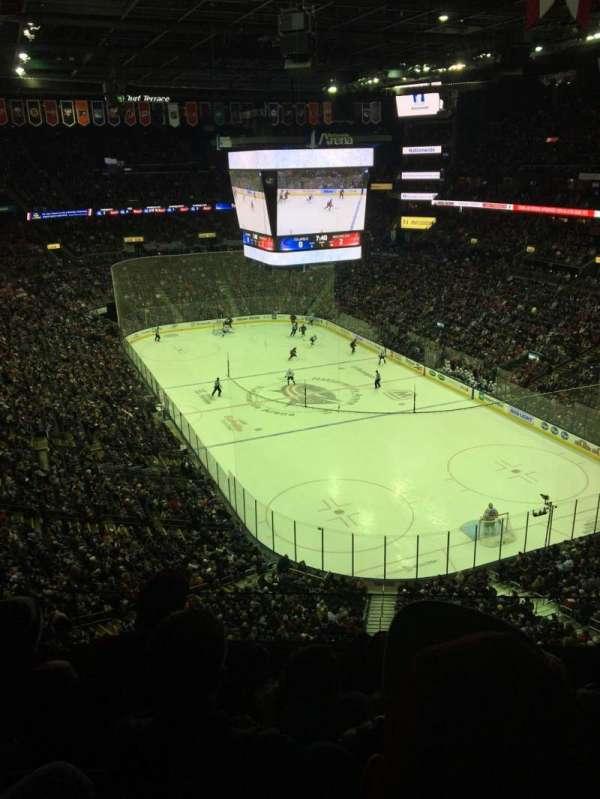 Nationwide Arena, secção: 212, fila: D, lugar: 6