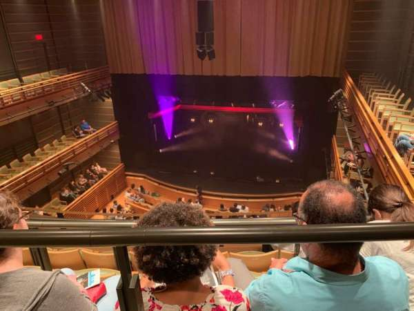 Perelman Theater at The Kimmel Center, secção: Balcony 2, fila: D, lugar: 104