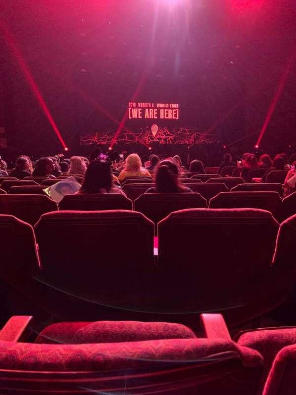Fox Theatre (Atlanta), secção: ORCHLC, fila: L, lugar: 57