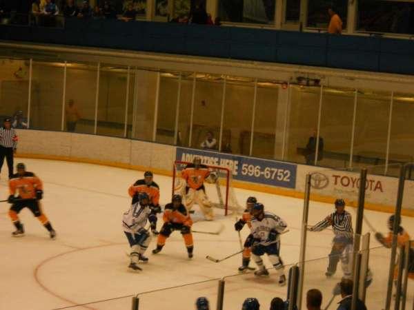 Cadet Ice Arena, secção: LL, fila: M, lugar: 12