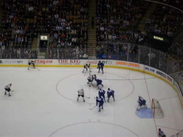 Scotiabank Arena, secção: 319, fila: 14, lugar: 33