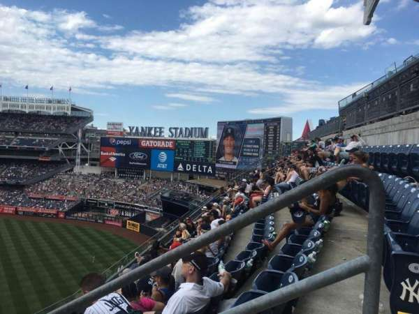 Yankee Stadium, secção: 307