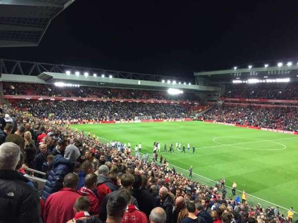 Anfield, secção: L16, fila: 36, lugar: 0215