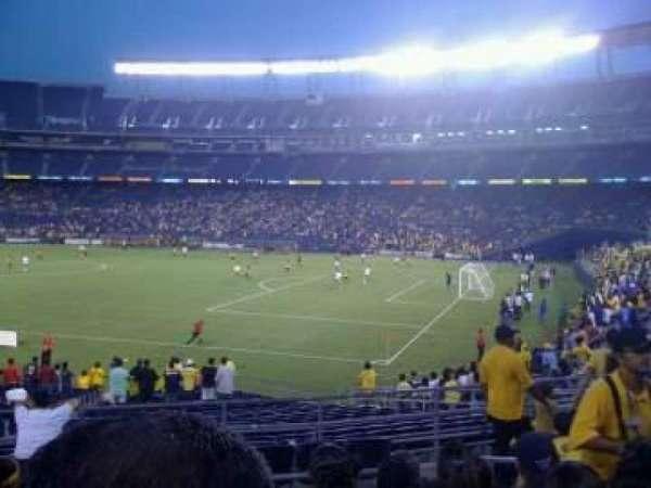 San Diego Stadium, secção: P16
