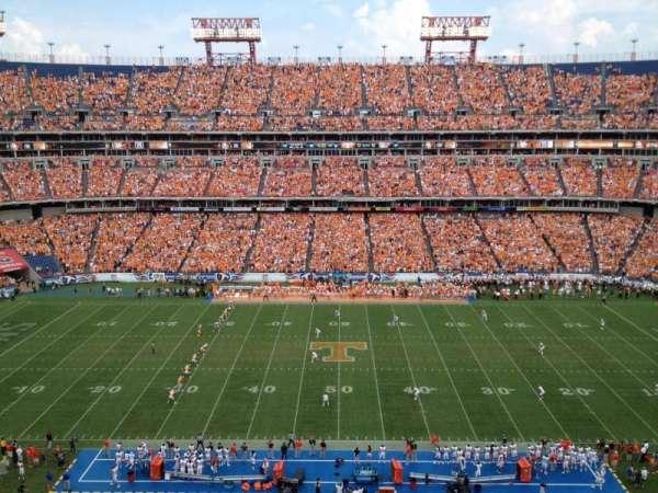 Nissan Stadium, secção: 335, fila: A, lugar: 11