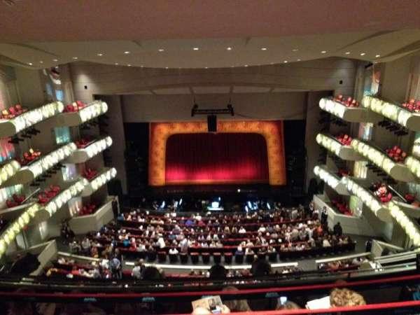 Kauffman Center for Performing Arts, secção: 3, fila: GZ, lugar: 117