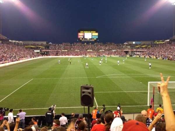 Mapfre Stadium, secção: NBL, fila: 8, lugar: 1