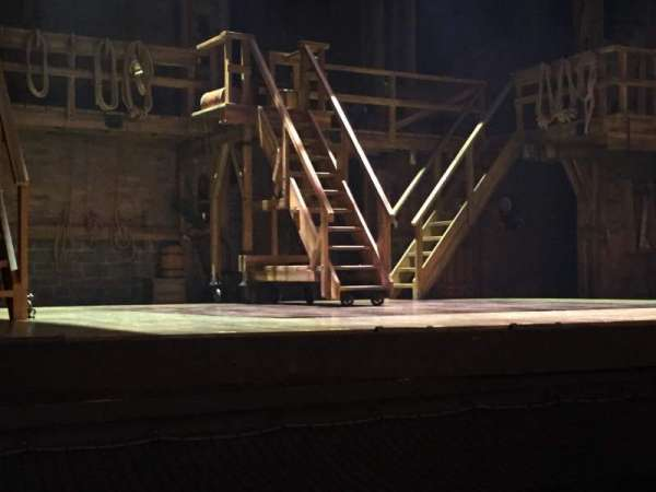 Orpheum Theatre (Minneapolis), secção: MF3, fila: 3, lugar: 11