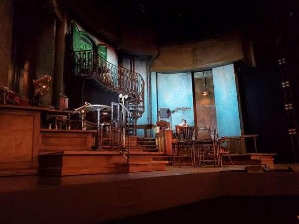 Walter Kerr Theatre, secção: Orchestra L, fila: D, lugar: 7