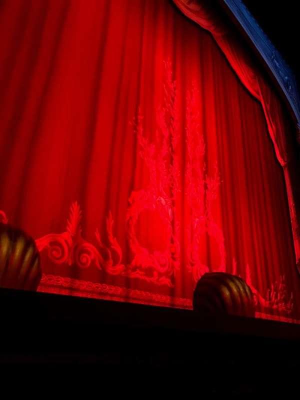 Hudson Theatre, secção: Orchestra C, fila: A, lugar: 101