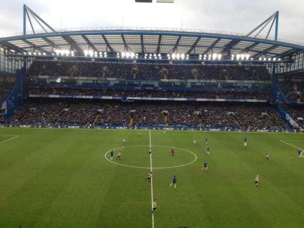 Stamford Bridge, secção: East Upper 5, fila: 5, lugar: 0095