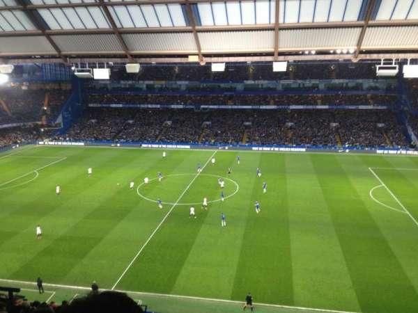 Stamford Bridge, secção: East Upper 5, fila: 20, lugar: 0062
