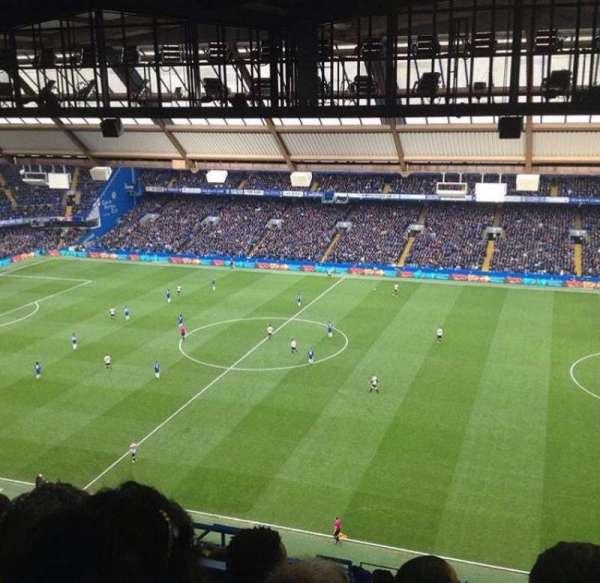 Stamford Bridge, secção: East Upper 7, fila: 29, lugar: 0035