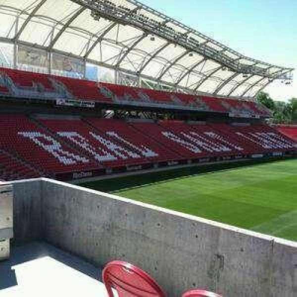 Rio Tinto Stadium, secção: 31