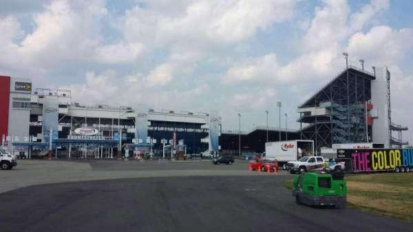 Richmond International Raceway, secção: Outside