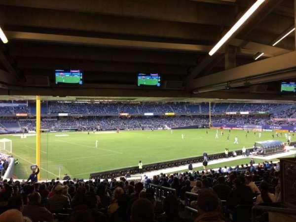 Yankee Stadium, secção: 107, fila: 30, lugar: 3