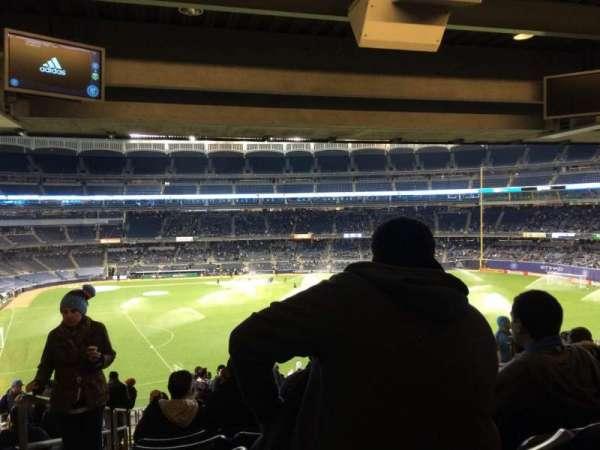 Yankee Stadium, secção: 205, fila: 23, lugar: 32