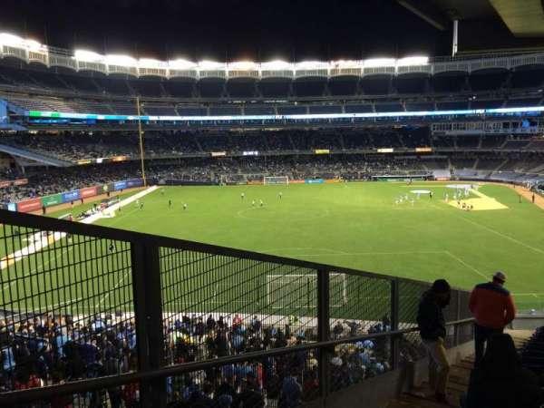 Yankee Stadium, secção: 234, fila: 19, lugar: 41