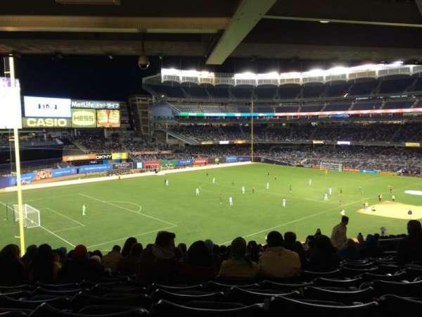Yankee Stadium, secção: 230, fila: 23, lugar: 11