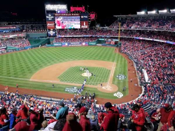 Nationals Park, secção: 311
