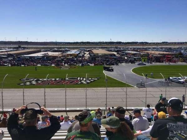 Atlanta Motor Speedway, secção: 137, fila: 22, lugar: 12
