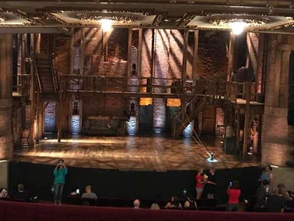 CIBC Theatre, secção: Dress Circle C, fila: C, lugar: 201