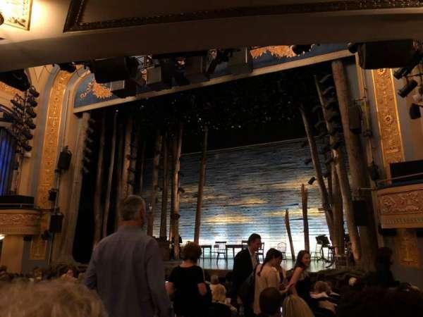 Gerald Schoenfeld Theatre, secção: Orchestra R, fila: N, lugar: 6