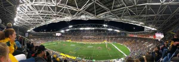ANZ Stadium, secção: 629, fila: 6, lugar: 44