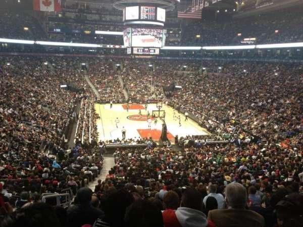 Scotiabank Arena, secção: 103, fila: 30, lugar: 19