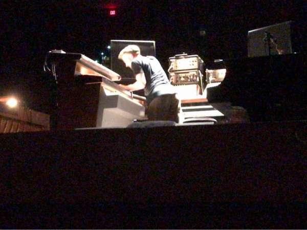 Walt Disney Concert Hall, secção: Front Orchestra, fila: AA, lugar: 135