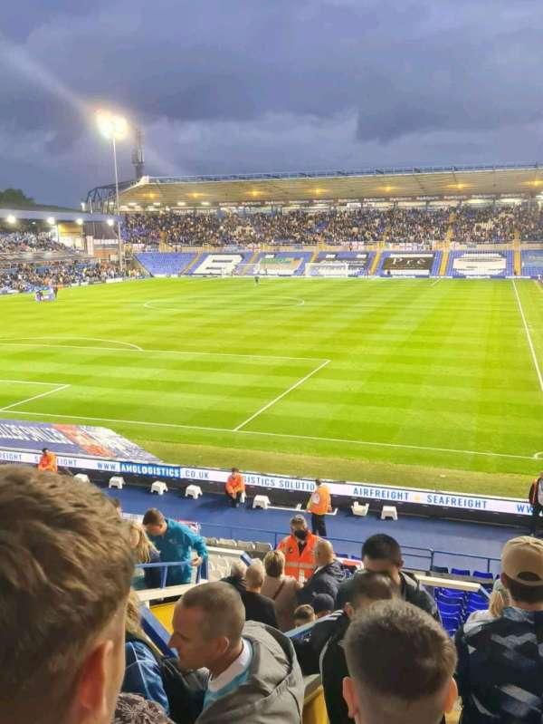 St Andrew's Stadium, secção: GL2, fila: 24, lugar: 40
