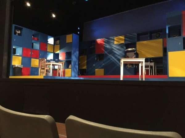 Rauh Theatre at Pittsburgh Playhouse, secção: Main Orchestra, fila: B, lugar: 14
