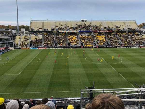 Mapfre Stadium, secção: 208, fila: 9, lugar: 2