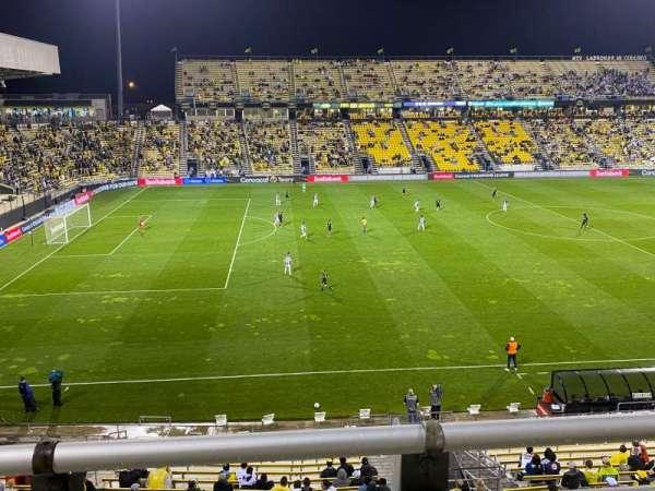 Historic Crew Stadium, secção: 229, fila: 2, lugar: 5